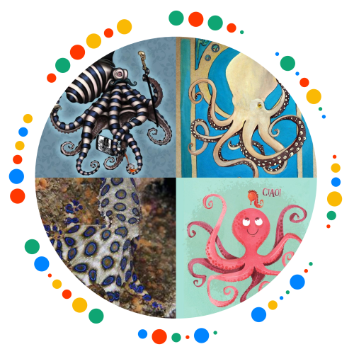 My octopus garden pinterest board
